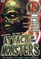 Attack of the Monsters collection