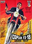 Coplan FX 18 casse tout