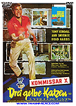 Kommissar X - Three Yellow Cats / Kommissar X - Drei gelbe Katzen aka Death is Nimble, Death is Quick