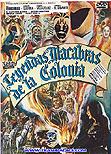 Mil Mascras in Macabre Legends of the Colonies / Leyendas macabras de la colonia