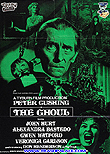 Peter Cushing in Freddie Francis' The Ghoul