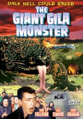 Giant Gila Monster DVD