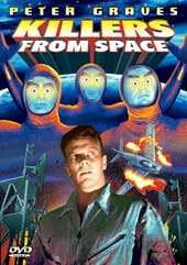 Killers From Space DVD