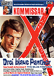 Kommissar X - The Blue Panther / Kommissar X - Drei blaue Panther