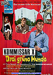 Kommissar X - The Green Hounds / Kommissar X - Drei grüne Hunde aka Death Trip