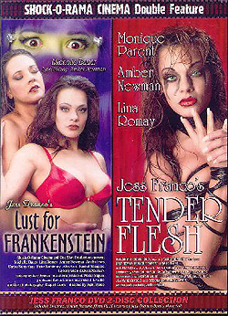 Lust For Frankenstein DVD