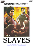 Dionne Warwick, Ossie Davis and Stephen Boyd in Slaves (1969)