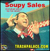 Soupy Sales CD
